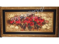 Georgiou 45x100  frame 75x130 FROM 650.00 ONLY 325.00