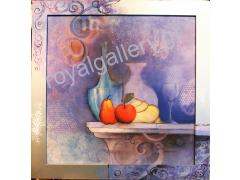 REPRODUCTION 82X82 WITH PAINTING FRAME -FROM 180 ONLY  90.00