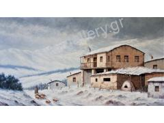 Tsoukas 60x110 OILPAINTING FROM 1900.00 ONLY 800.00