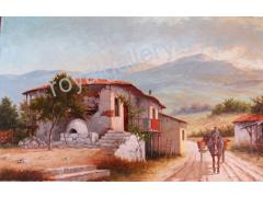 Tsoukas 60x95 OILPAINTING FROM 1800.00 ONLY 800.00