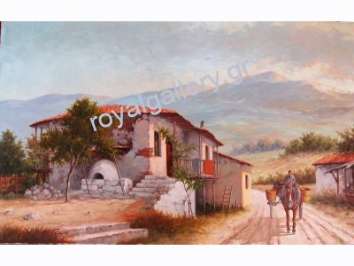 Tsoukas 60x95 OILPAINTING FROM 1800.00 ONLY 800.00 [TS80]